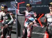 Superbike, Phillip Island: dichiarazioni team Ducati Alstare dopo conquista della Superpole
