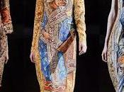 Dolce Gabbana 2013/14 Women: Monreale Cathedral Mosaics