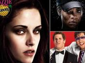 Razzie Awards: tripudio premi saga Twilight