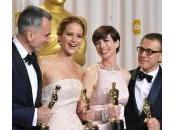 "Oscar 2013: trionfo ""Argo"" attrice Jennifer Lawrence. Delusione Spielberg"