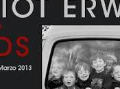 Fifty kids Elliott Erwitt