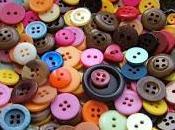 Riciclare creativamente bottoni