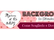 Grafica Blog: Scegliere Buon Background Header Dove Trovare Sfondi Rete {guest post Lisa Mamè Handmade}