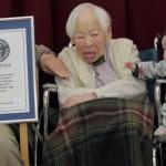 Misao Okawa,114 anni, donna vecchia mondo (video)