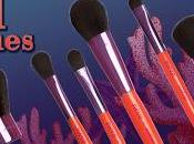 Coral brush neve cosmetics