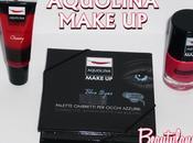 AQUOLINA MAKE Palette Ombretti Occhi Azzurri, Yummy Gloss, Nail Game