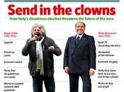 lasciamoli divertire (per ora...): Economist: entrino Clowns...