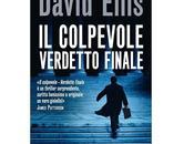 """Prossima Uscita colpevole Verdetto finale"""" David Ellis"""