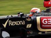 Test Barcellona, Grosjean chiude miglior tempo