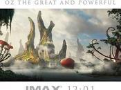 mega fantastico poster IMAX Grande Potente