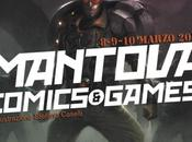 Mantova Comics Games 2013: marzo
