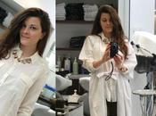 Luisa Beccaria, Daniela Gregis, Sergio Rossi prima puntata Show