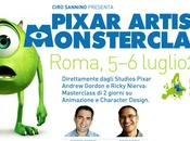 MonstersClass Pixar Roma estate