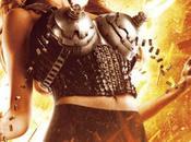 Reggiseno mitragliatore sensuale Sophia Vergara primo poster Machete Kills
