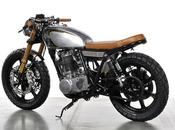 Analog Motorcycles SR500 Bruto
