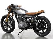 Analog Motorcycles SR500 Bruto