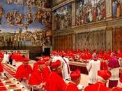Conclave, guerra Curia cardinali stranieri