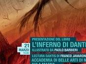 "Presentazi​one ""L'Inferno Dante"" illustrato Paolo Barbieri"