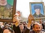 AZERBAIGIAN: Proteste Baku contro morti nell'esercito