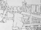 disegni Brian Sanders 2001: Odissea nello Spazio