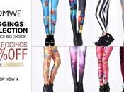 ROMWE Sale Leggings Category *Any OFF*