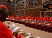 Inizia conclave, attende prima fumata