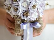 TUTORIAL: COME FARE BOUQUET SPOSA CARTA RICICLATA (Guest post Pane, Amore Creatività) Tutorial: create paper scrap bridal bouquet