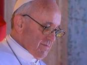 mare bufale Papa Francesco