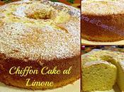 Chiffon cake sofficissimo limone senza bimby