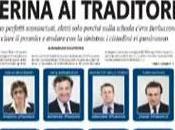 Squadrismo spettacolo orgasmico Libero Maurizio Belpietro