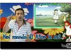Canzoni bambini linguaggio segni LouisWeb2007