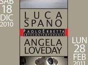Luca Spano Angela Loveday bipersonale Foggia