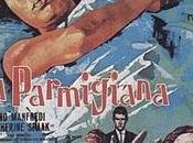 (1963) locandina PARMIGIANA (italia)