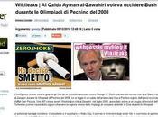 Arrestato Assange fare pubblicità wikileaks?