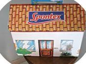 casa curata importante vivere armonia nostro ambiente mettere ordine nella nostra vita generale. SPONTEX soluzione!!!