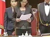 Laura Boldrini Presidente della Camera. Altro pianeta rispetto Irene Pivetti.