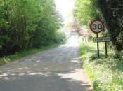 giornata estiva Chawton nell'Hampshire Jane Austen