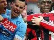 Vittorie Napoli, Milan Fiorentina, lotta Champions invariata