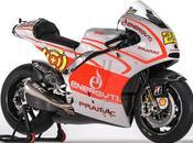 Ducati Desmosedici Pramac Racing Team 2013