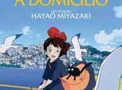 Poster doppiatori Kiki Consegne Domicilio