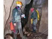 AET: Stage rilievo topografico grotta modulo