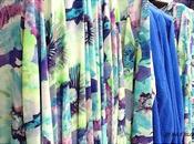 Ilary Blasi sceglie colori vivaci Primavera 2013