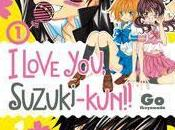 Star Comics presenta: love You, Suzuki-Kun!! Ikeyamada