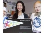 "Vivienne Westwood scelto bandiera Greenpeace ""proteggere"" l'Artico"