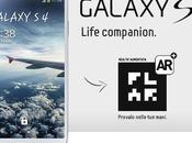 Trasforma smartphone Galaxy Realtà aumentata!