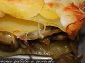 Terrina patate carciofi