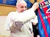 Papa Francesco Lorenzo, maglia Vaticano