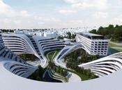 Beko Materplan Zaha Hadid Architects