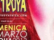 Troya Ibiza alla Bussola Versilia