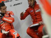 MotoGP, test Jerez: nella seconda giornata progressi Ducati Team